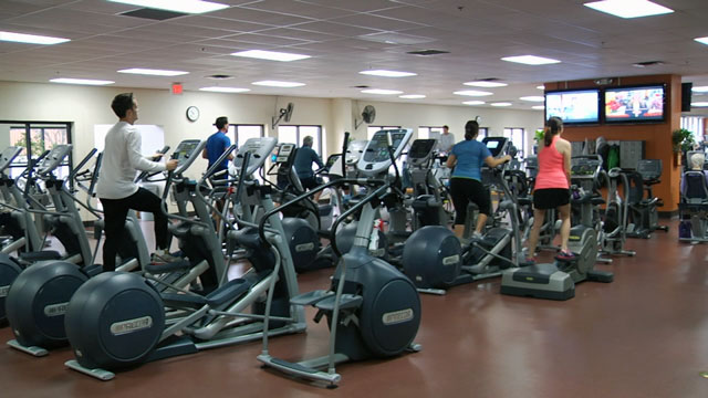 YMCA Gym - Workout, Fitness_13462