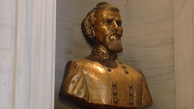 Nathan Bedford Forrest statue state capitol_483624