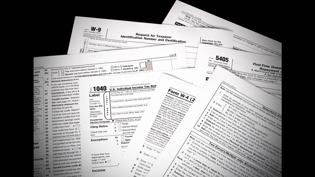 Taxes, IRS Generic_37681