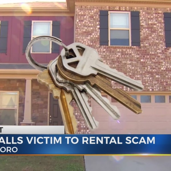 Home rental scam