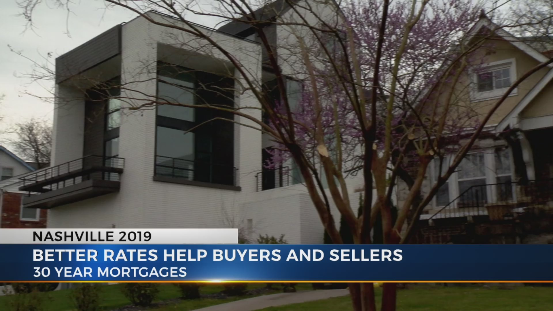Nashville 2019: Biggest drop in mortgage rates in a decade