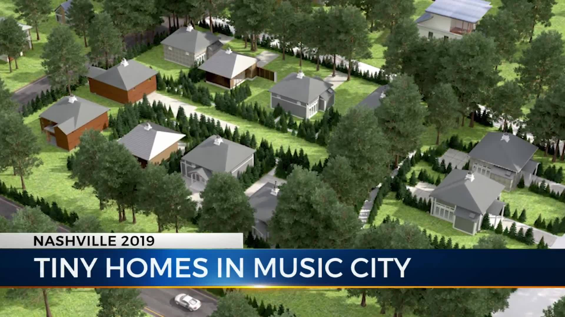 Neighborhood Of Upscale Tiny Homes Coming Soon In Williamson County