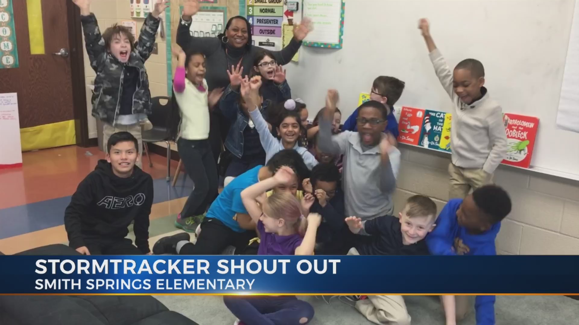 Stormtracker Shout Out