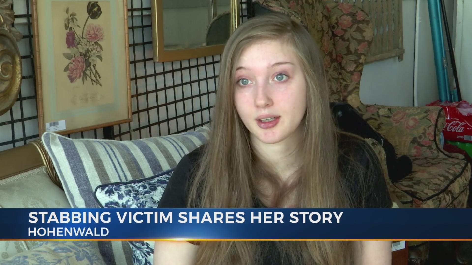 Survivor shares disappointment after ex-husband receives light sentence in brutal stabbing