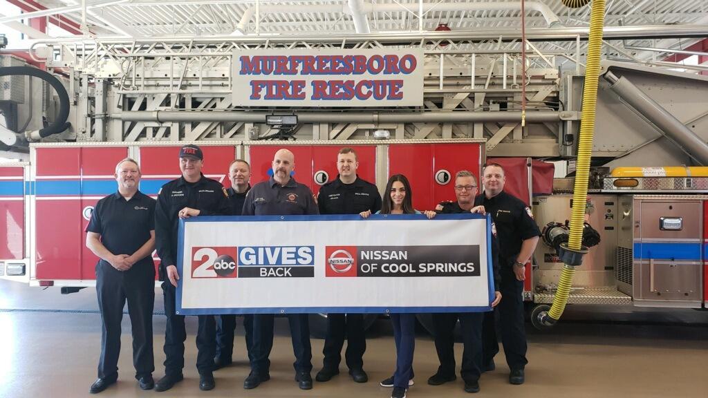 2 gives back murfreesboro