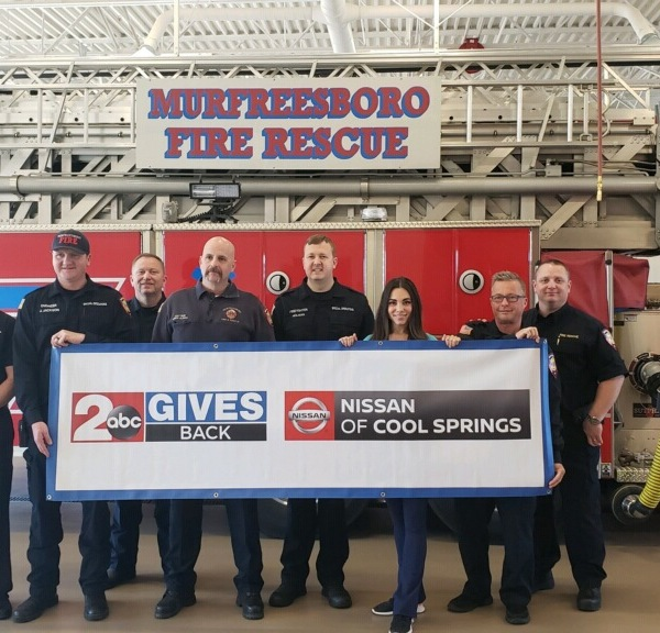 2 gives back murfreesboro