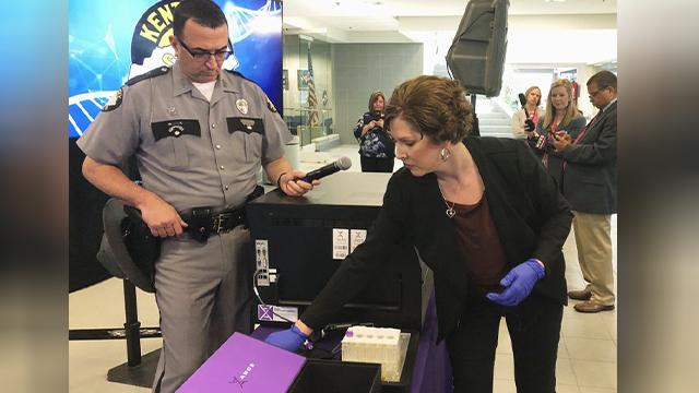 Kentucky DNA sex crimes