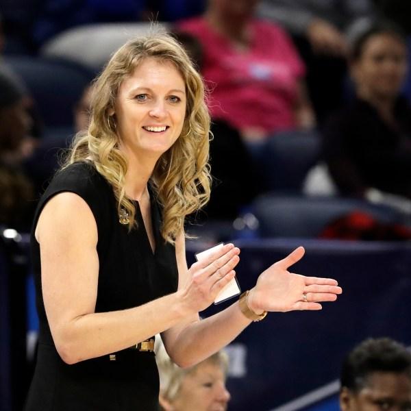 Kellie Harper NCAA Missouri St Stanford Basketball_1554895386524-727168854