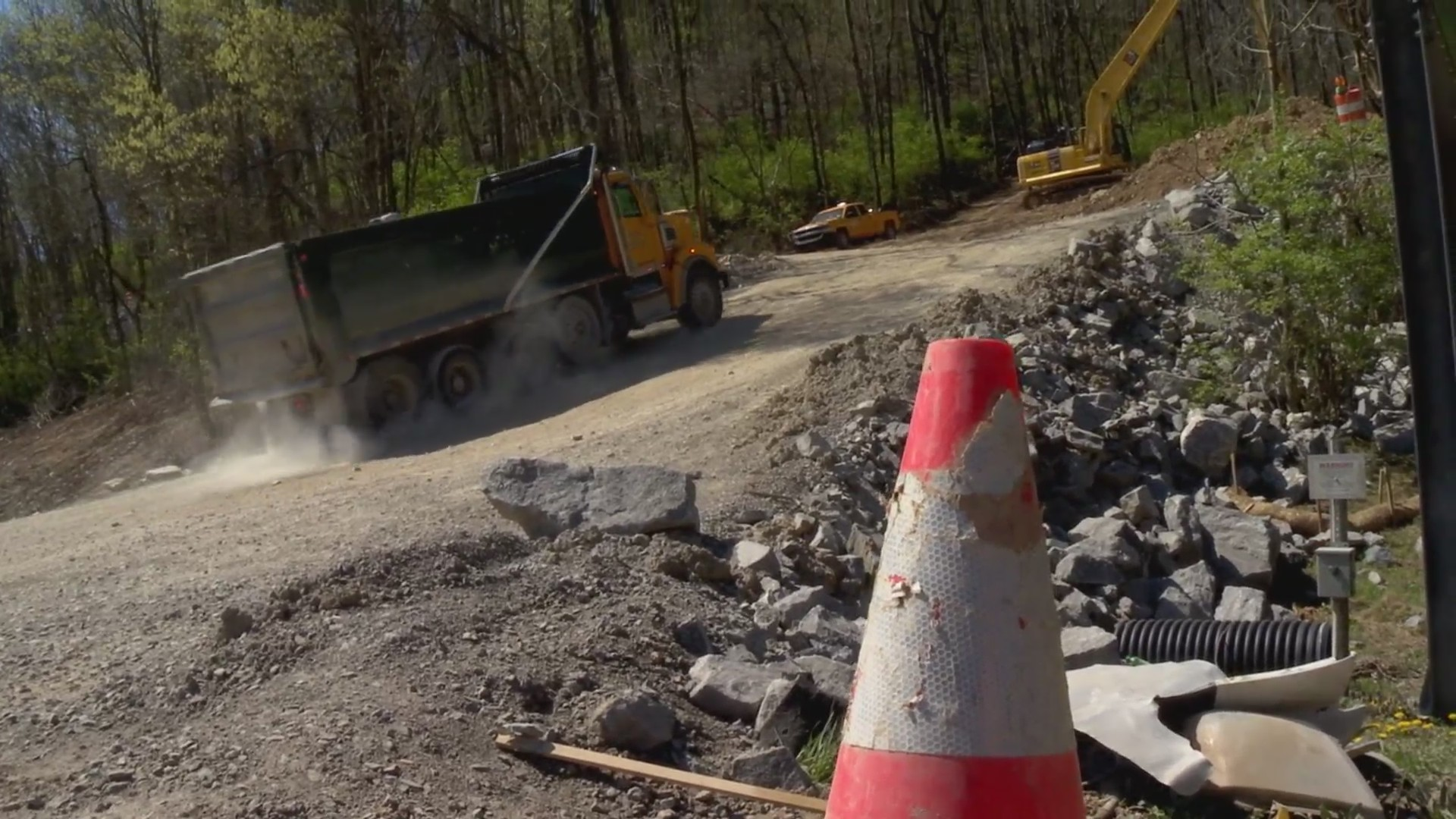 TDOT: I-24 landslide permanent fix to be done by late summer