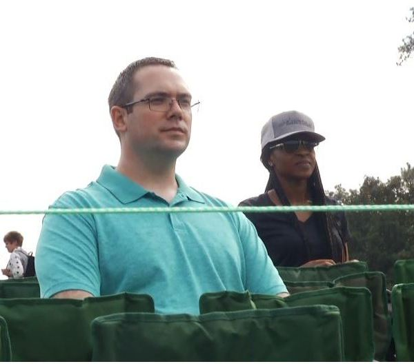 Ft. Gordon Airman thankful for first visit to Masters