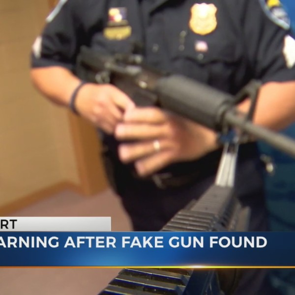 Police issue warning after Lebanon teen brings realistic air-soft rifle to park