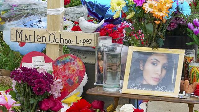 Marlen Ochoa-Lopez memorial