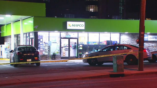 21st Avenue Mapco robbery