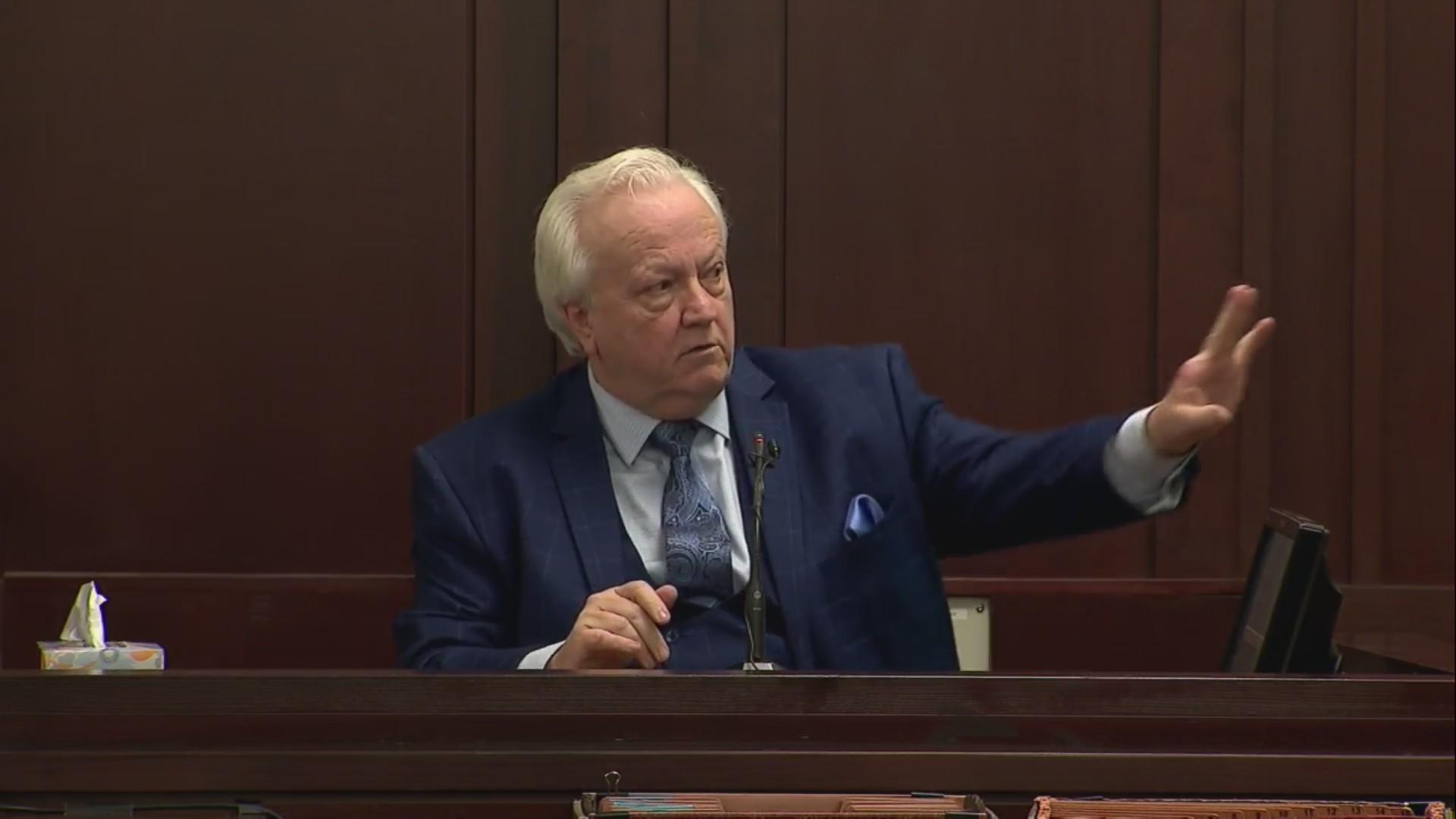 Joey Spann testimony