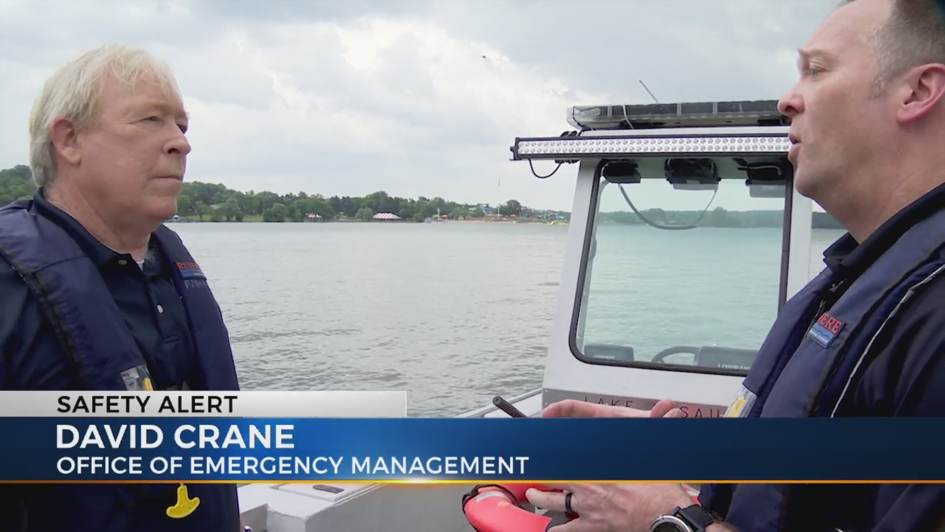 Rescue teams and water tragedies