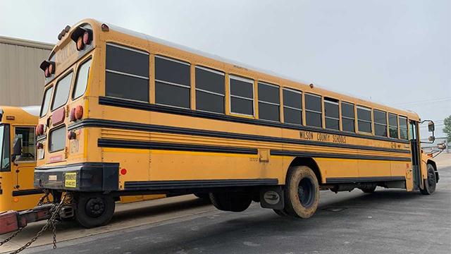 Wilson County bus crash