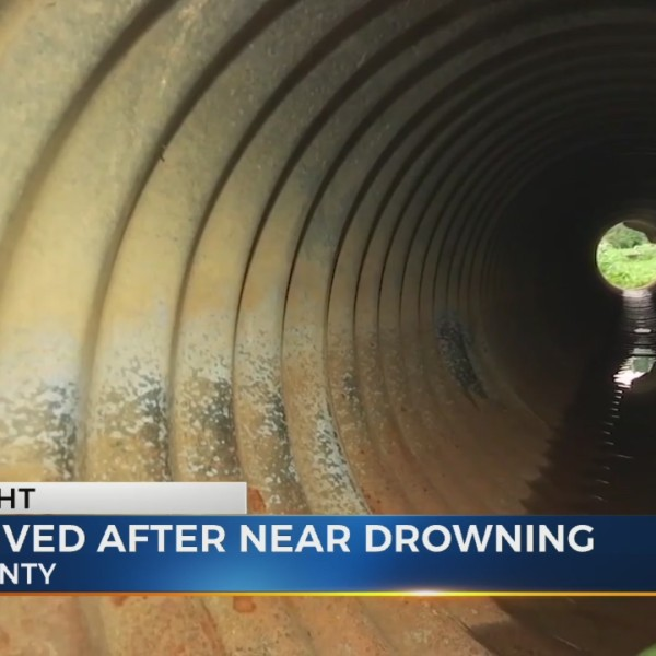12-year-old Maury Co. boy recounts near-drowning in culvert