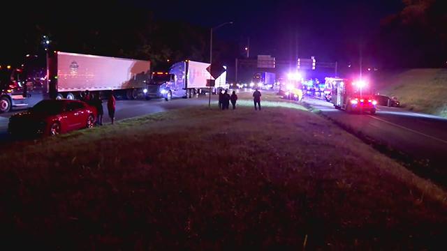 fatal crash I-40 I-24 split