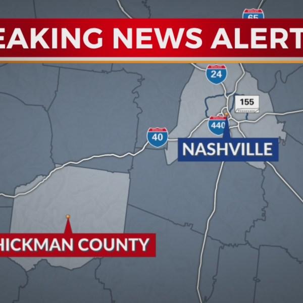 Hickman County fatal crash
