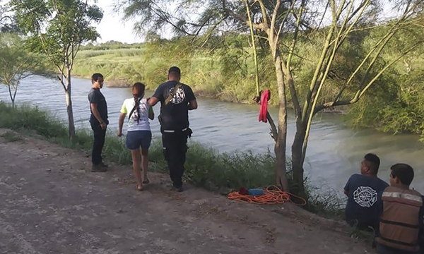 immigrant drowning
