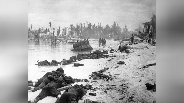 Gilbert Islands battle