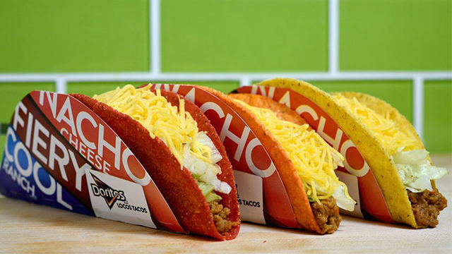 Taco Bell giving away free tacos to everyone Tuesday