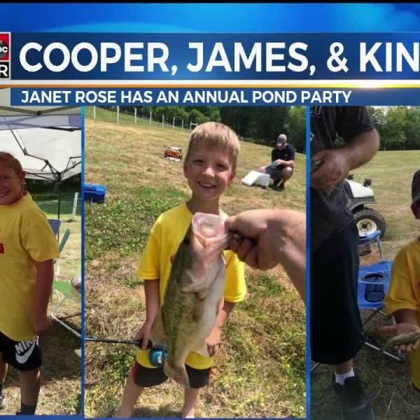 Davis Nolan Fishing Funtacular: June 14, 2019