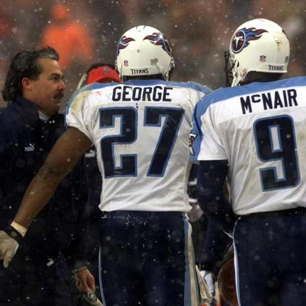 McNair and George