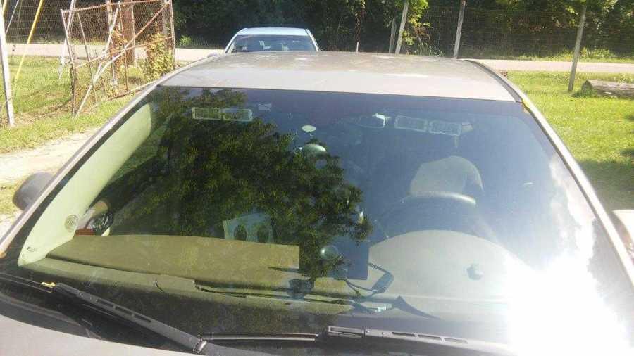 Larry Lemay vehicle