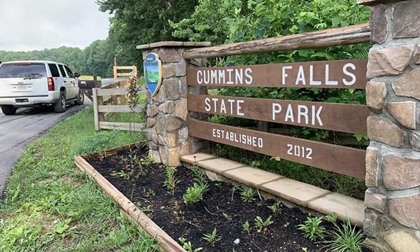 Cummins Falls rescue generic