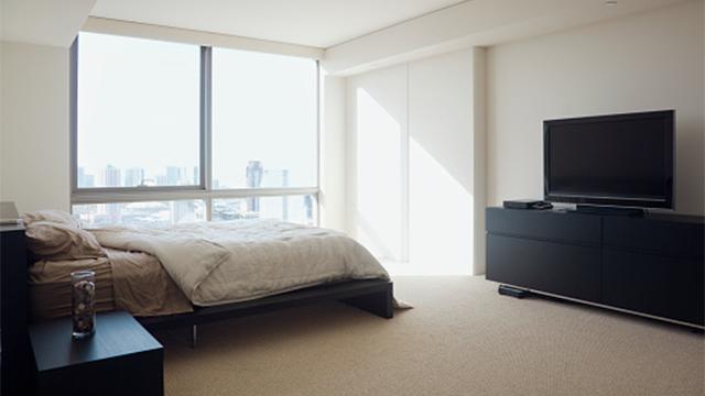 bedroom generic