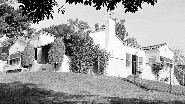 Manson LaBianca house