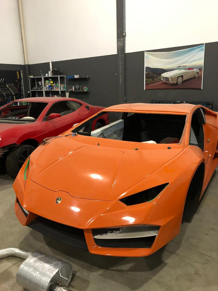 Phony Ferraris, 'Shamborghinis'