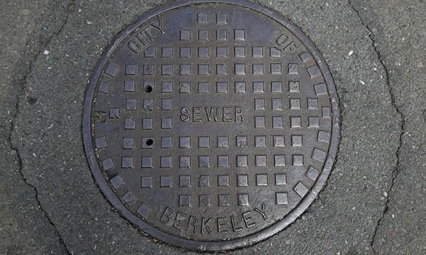 Berkeley manhole