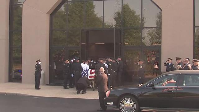 John Anderson funeral