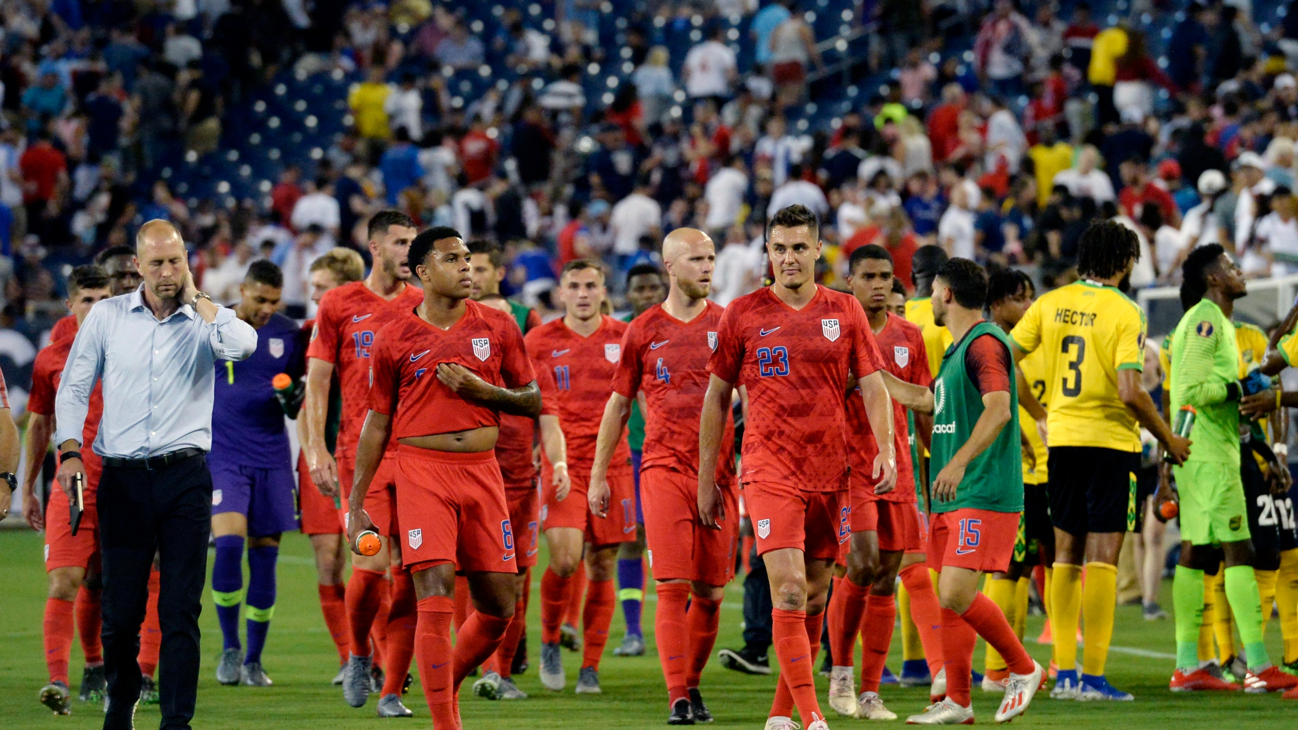 Preview Usmnt To Face Mexico In Gold Cup Final Wkrn News 2
