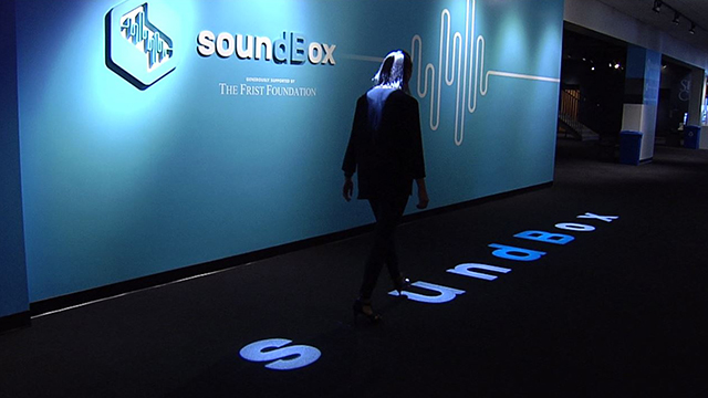 Adventure Science Center Soundbox
