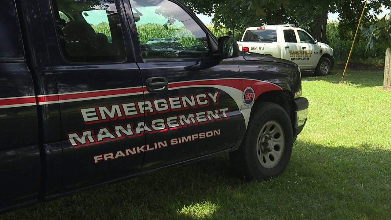 Simpson County Emergency Mgmt