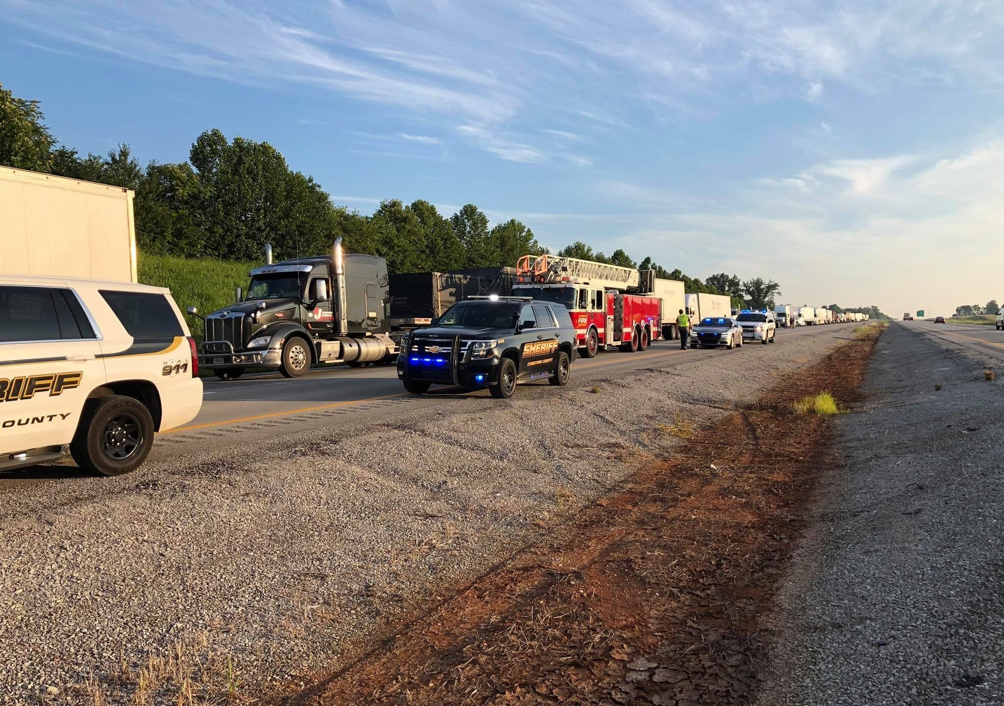 Christian County fatal crash