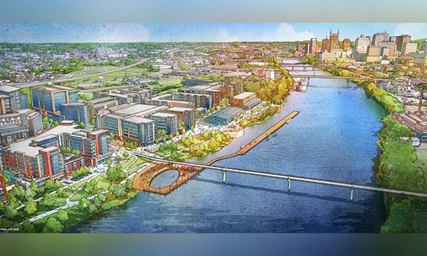 River North rendering