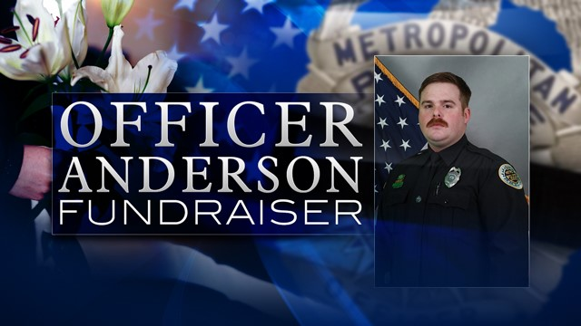 News 2 hosts fundraiser for fallen Officer John Anderson