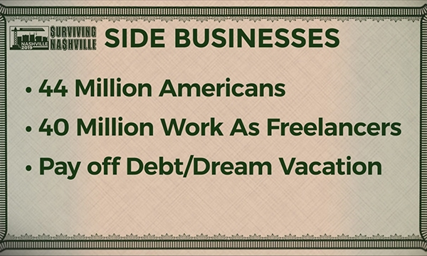 side hustle graphic