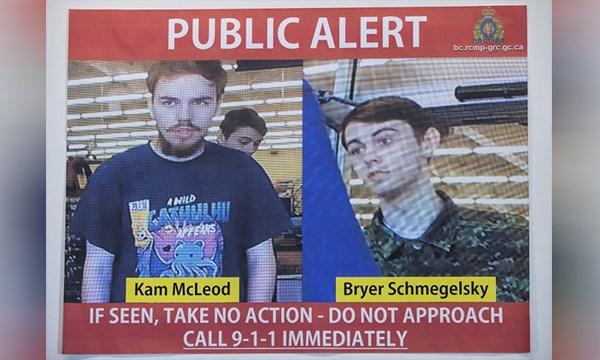 Canada teen fugitives