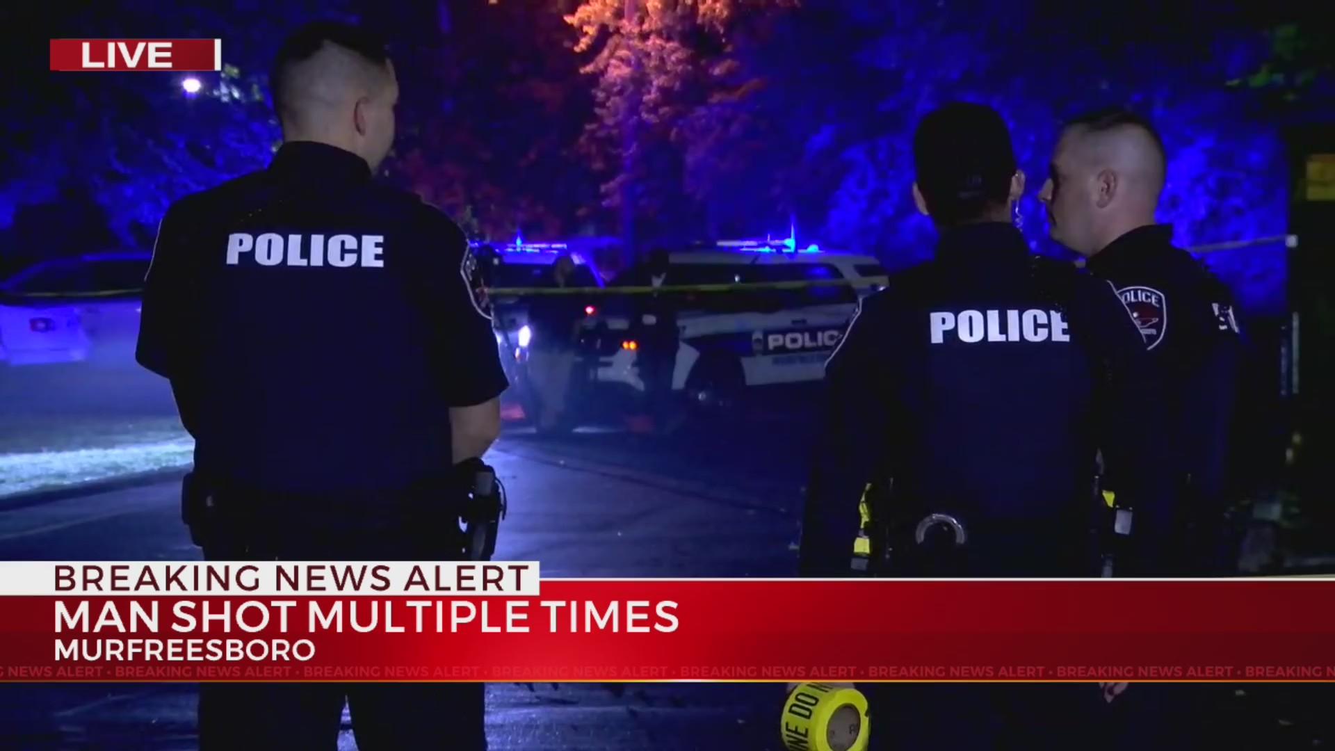 Man killed in shooting at Murfreesboro condo complex | WKRN