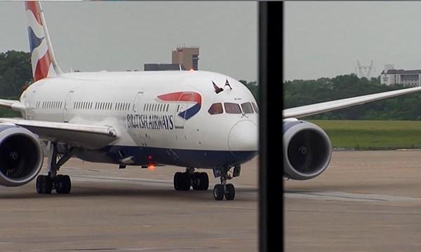 British Airways generic