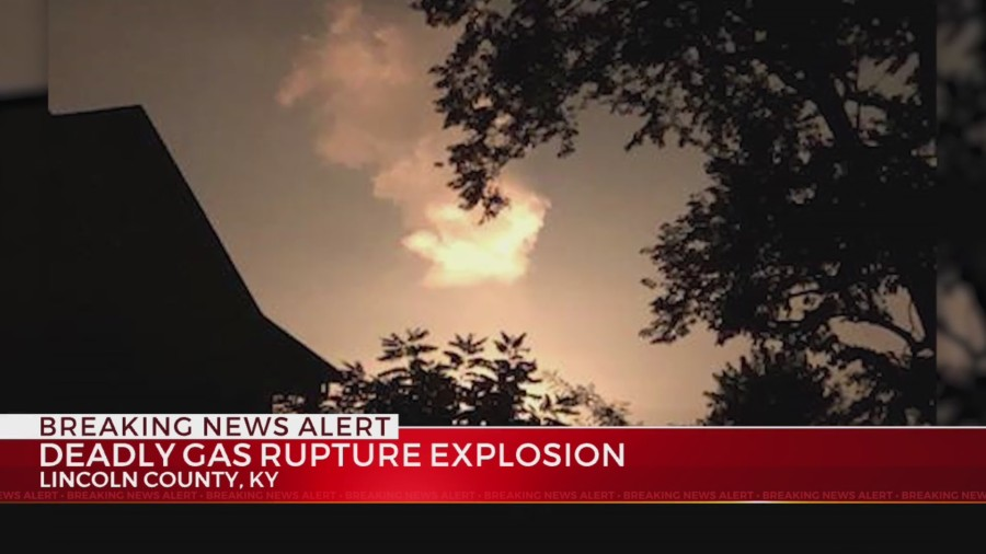 Ky. gas explosion