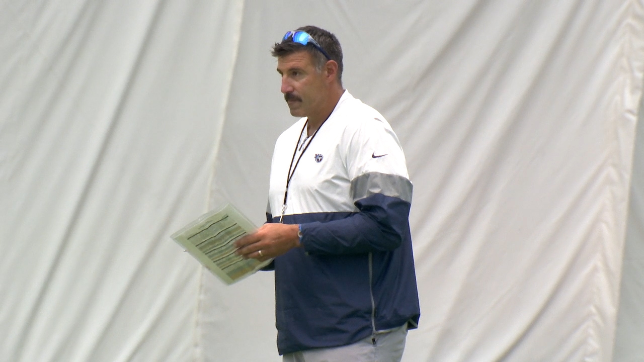 WATCH: Titans get ready to host Pittsburgh Steelers in prime