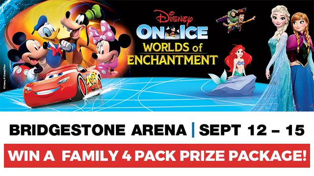 WATCH TO WIN: Tickets to Disney on Ice! | WKRN