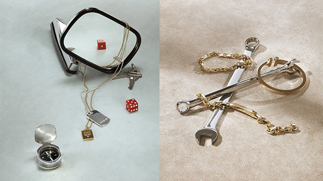 Tiffany men's jewelry