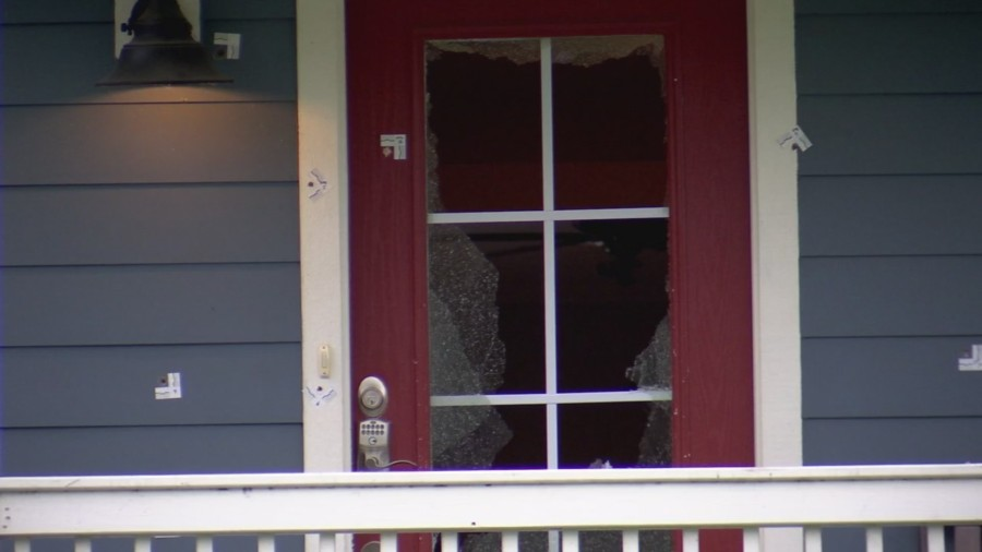 2 people shot at East Nashville house party
